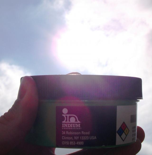 Solder Paste in Hot Summer Weather