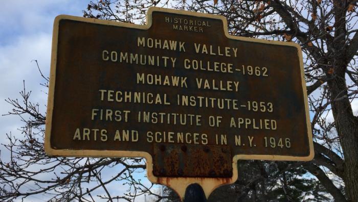 Tour Of Mohawk Valley Community College S Utica Campus Jim Mccoy
