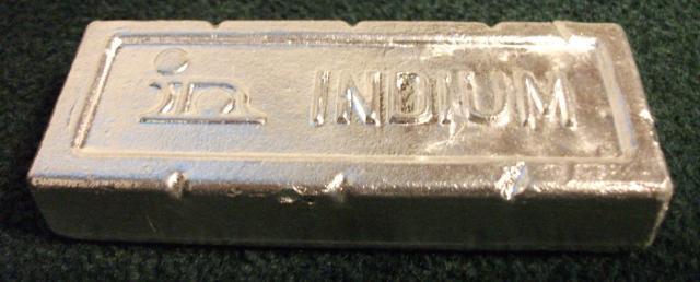 Indium (Metal)