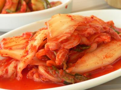 Korean delicate Kimchi