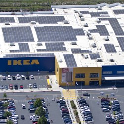 Will Ikea Set A Global Commercial Solar Installation Trend Jim