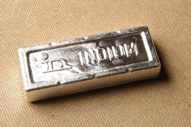Etching Indium To Remove Oxides Indium Corporation
