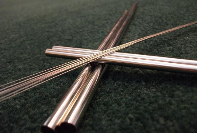 What Is The Best Way To Solder To Nitinol Eric Bastow