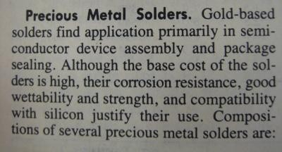 A passage from Metals Handbook, Volume 6, 1983Ӕ