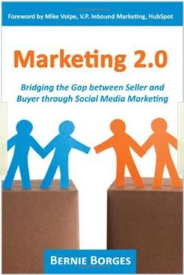 The cover of Marketing 2.0.