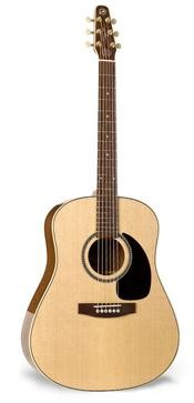 Seagull's 25th Anniversary Edition Acoustic Guitar (I own this baby)