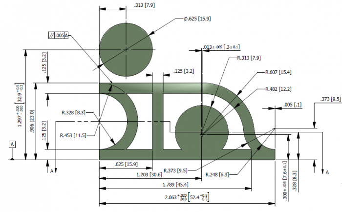Solder Preform Specification Indium Corporation