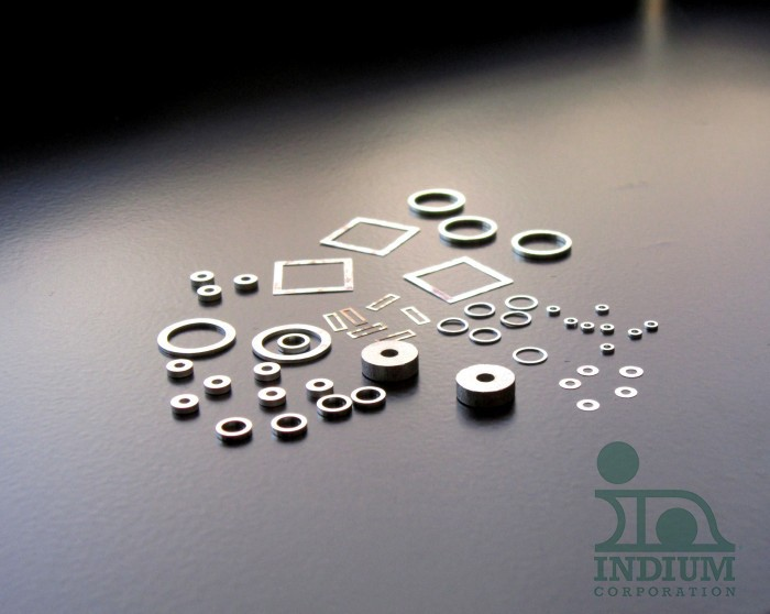 Solders are manufactured in a variety of alloys, sizes, and shapes.